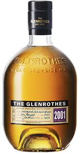 Glenrothes Scotch Single Malt 2001 2001 750ml